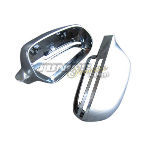 Complete Housing Alloy Look Mirror Casing Exterior for Audi A5 S5 8t