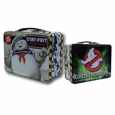 Ghostbusters Tin Tote Factory Entertainment 089347