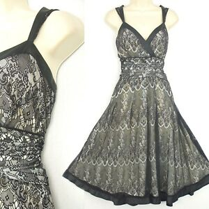 bc65089e2a2 Ladies special occasion dress size 16 50s style cocktail evening ...