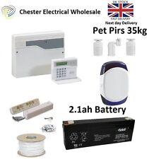 Honeywell Accenta Mini G4 Lcd ladrón intruso alarma Kit Casa 3 X Pet pirs 35 Kg