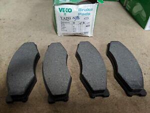VECO-FRONT-BRAKE-PADS-VA293-FITS-NISSAN-BLUEBIRD-TERRANO-750-PICKUP-CABSTAR
