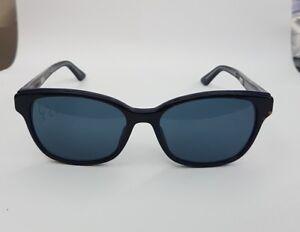 Lunettes-soleil-Solaire-Sunglasses-Dior-Montaigne-n-03S-Black-Blue-Neuve-New
