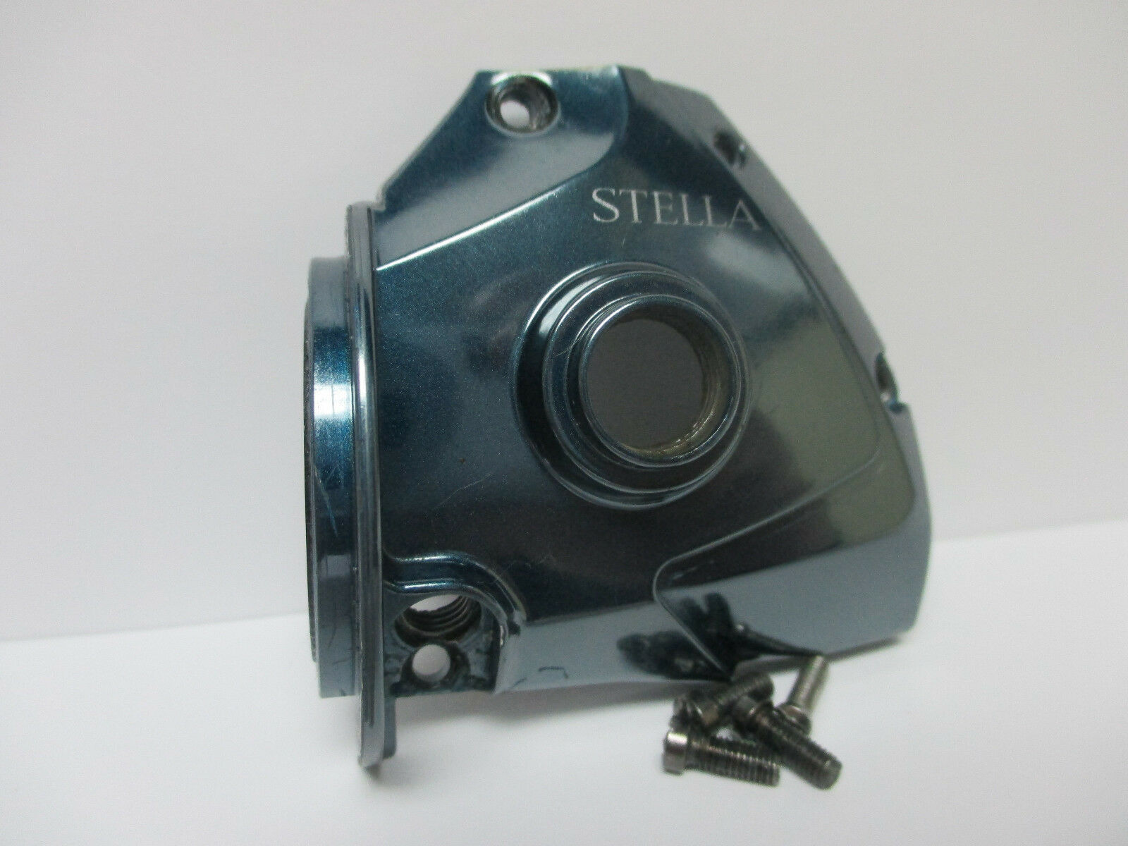 USED SHIMANO SPINNING REEL PART - Stella 6000FA - Body Side Cover  A