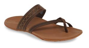Chaco Deja Cognac Slide Comfort Sandal Women's sizes 5-11 NEW