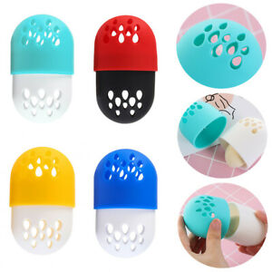 Drying-Soft-Puff-Case-Makeup-Sponge-Cosmetic-Box-Powder-Puff-Blender-Holder