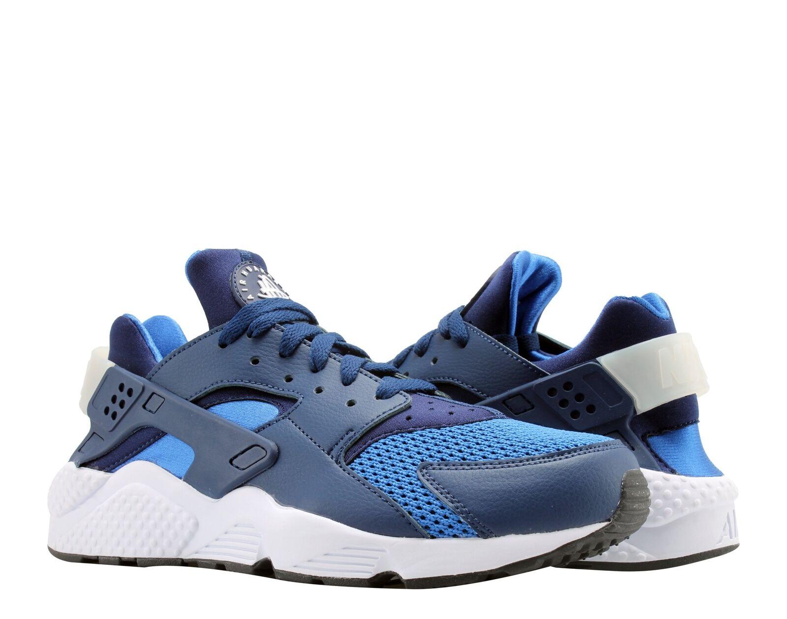 Nike / air huarache blu vuoto / Nike blu vuoto, gli uomini bianchi, scarpe da corsa 318429-421 182210