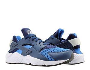 412c65b6aa64 Nike Air Huarache Blue Void Blue Void-White Men s Running Shoes ...