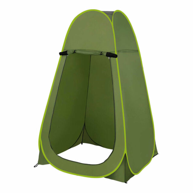 Changing Tent Room Portable Outdoor Instant Pop Up Privacy Camping Shower Toilet
