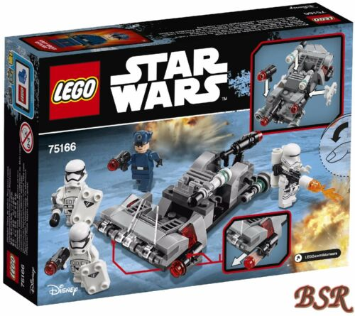 LEGO® Star Wars™ 75166 First Order Transport Speeder NEU /& OVP !