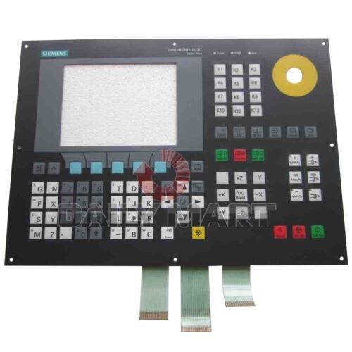 Protective Membrane Keypad Panel FOR SIEMENS SINUMERIK 802C 6FC5500-0AA11-1AA0