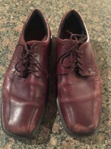 d517522189b Ecco Men's Causal Shoes, Brown, Oxford Lace Up, Euro Size 44, US ...
