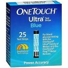 One Touch Ultra Blue Diabetic 25 Count