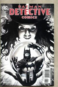 Detective-Comics-833-2007-vf-nm-9-0-Paul-Dini-Batman-Zatanna