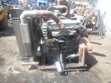 Detroit Series 50 85 Liter Turbo Diesel Engine Industrial Power Unit 350 Hp