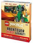 LEGO® NINJAGO® Abenteuer selbst gebaut! (2016, Gebundene Ausgabe)