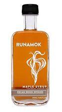 Runamok Maple - Pecan Wood Smoked Maple Syrup - Vermont Organic