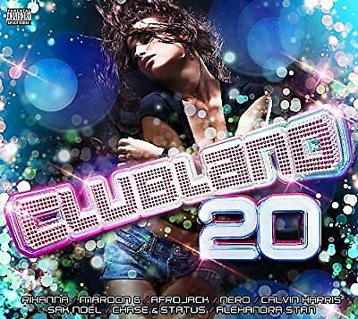 Clubland 20, Various Artists, Used; Good CD