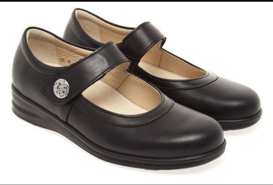 Nuevo FINN COMFORT Harumi para para para mujer Mary James Comodidad Zapatos US10.5  Mejor precio