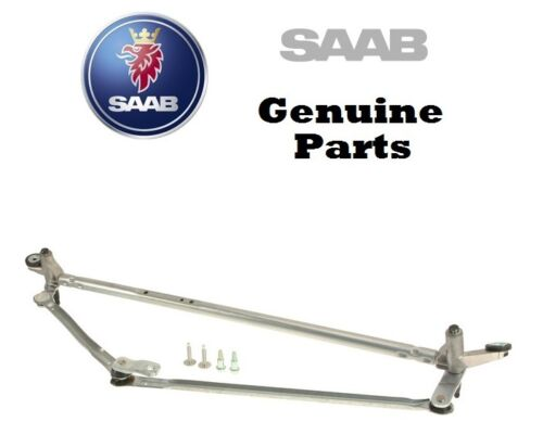 For Saab 9-3 9-3X 2003 2004 2005 2006-2011 Genuine Windshield Wiper Transmission