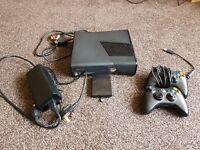 Microsoft Xbox 360 Slim 250GB Matte Black Console (PAL)