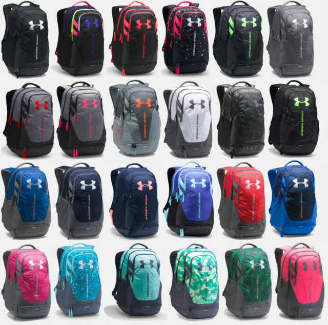 debajo Escabullirse semestre  Under Armour Storm Recruit Backpack Bag School Bag 1261825 Authentic  Graphite 042 for sale online   eBay