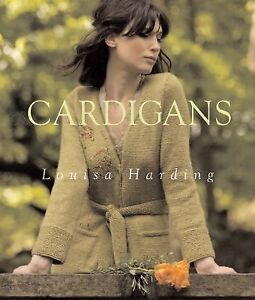 Cardigans by Louisa Harding (2009, Hardcover)