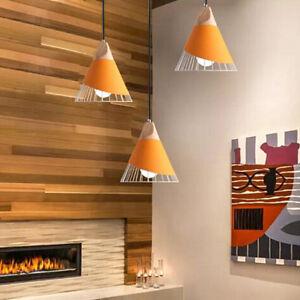 Orange Kronleuchter Leuchten Küche Pendelleuchte Schlafzimmer Modern ...