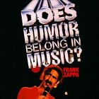 Does Humor Belong in Music? by Frank Zappa (CD, Oct-2012, Universal)