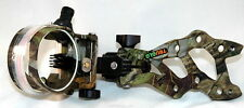 New TruGlo Rival FX 5 Pin Bow Sight (.019) Pins Realtree APG Camo TG5915C