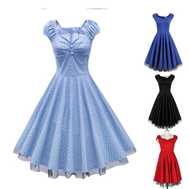 rockabilly 50s swing dress collection on eBay!