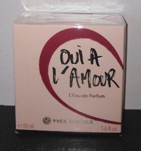 Yves-Rocher-Eau-de-Parfum-femme-OUI-A-L-039-AMOUR-vapo-50ml-neuf-sous-blister