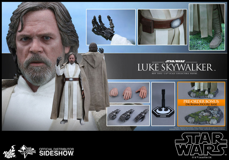 1/6 Star Wars Luke Skywalker MMS 390 Hot Toys 902776 902776 902776 34b699