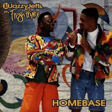 DJ Jazzy Jeff & The Fresh Prince Homebase (1991) [CD]