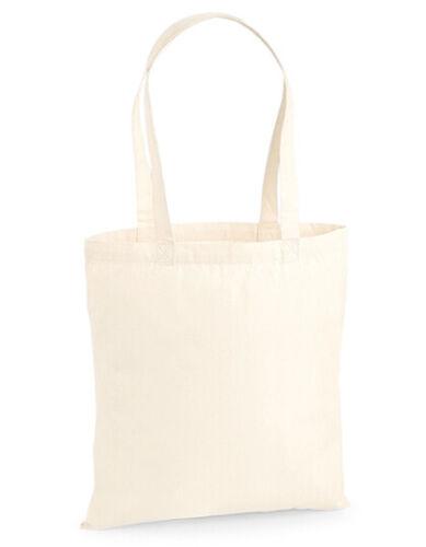WESTFORD MILL Einkaufstasche lange Henkel Baumwolle Premium Cotton 201 NEU