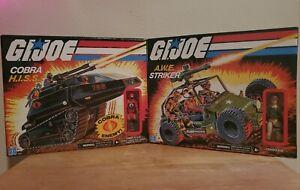 Joe A.W.E Tank Walmart Exclusive IN HAND Striker Vehicle /& H.I.S.S Retro G.I