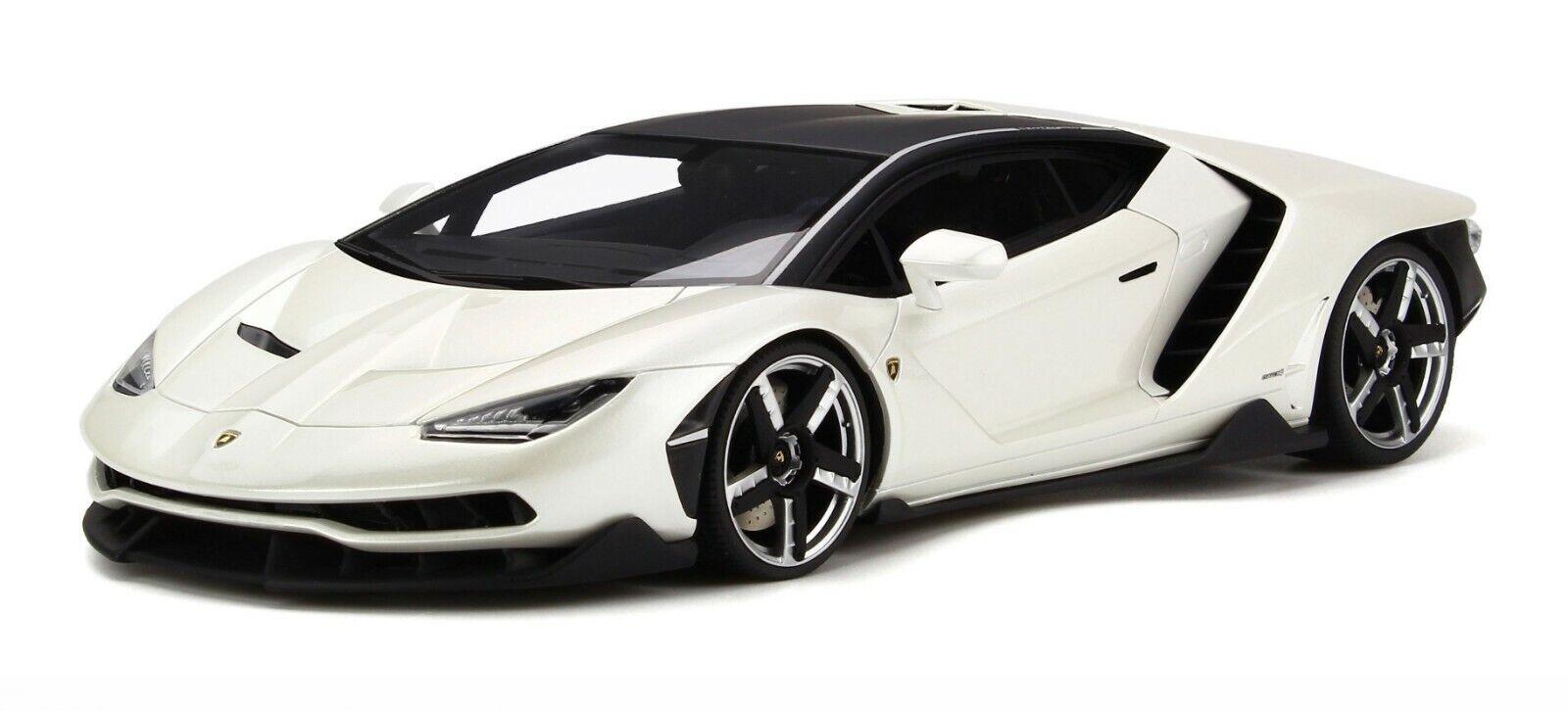 Lamborghini Centenario Blanc gts18503w limitée GT SPIRIT 1 18