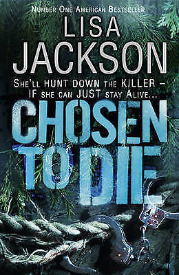Chosen to Die: Montana series, book 2 (Montana Mysteries), Jackson, Lisa , Accep