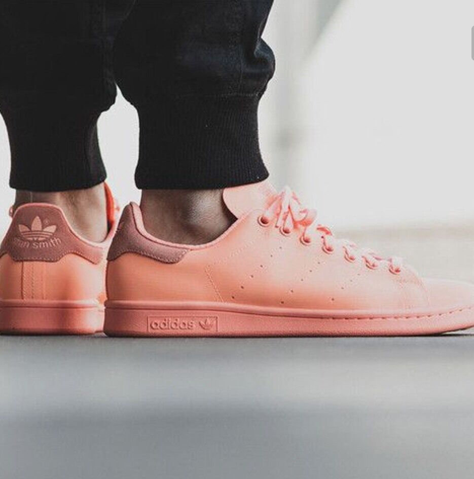 UK10 Adidas Stan Smith SunGlow SunGlow SunGlow S80251 (speciale a colorei) f42983
