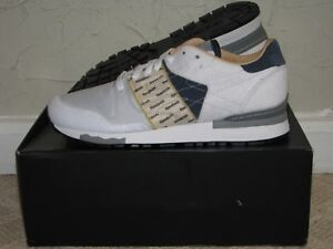 4dc0861020d Garbstore x Reebok Classic Leather 6000 White Navy Mens Size 10 DS ...