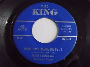 James-Brown-Money-Won-t-Change-You-Part-I-amp-II-45-King-Funk-Vinyl-Record