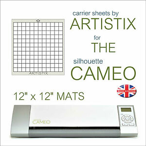 Graphtec-Silhouette-Cameo-Replacement-Cutting-Mat-by-Artistix-12-034-x-12-034