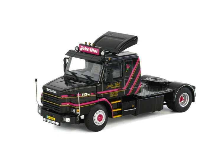 WSI Models SCANIA T113  Tracteur seul   JOKE VLOT   06-1078