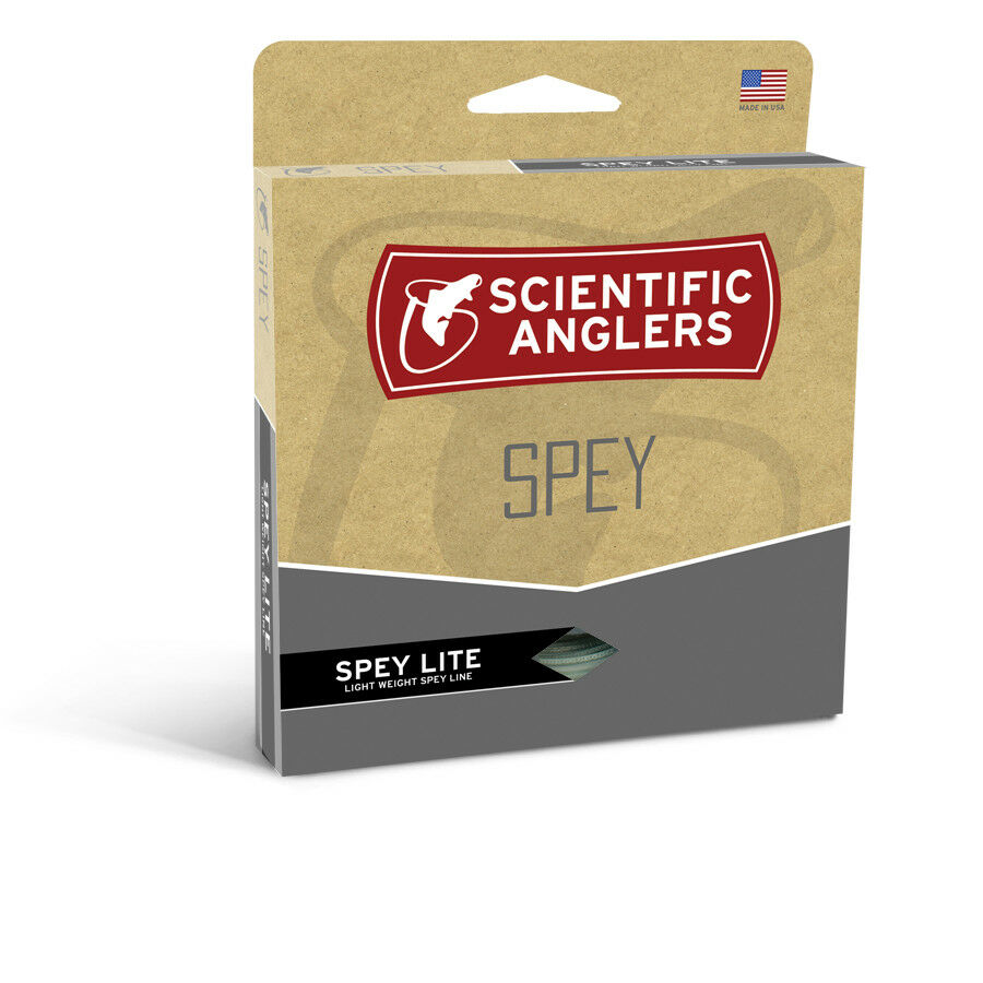 Scientific Angler SPEY LITE INTEGRATED SKAGIT Fly Line 4 FREE LEADERS