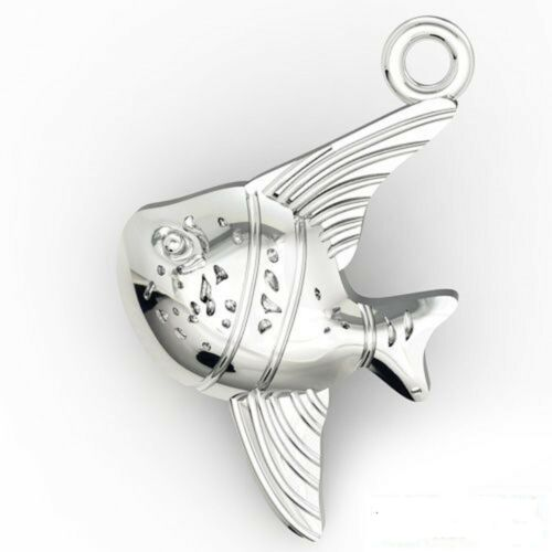 Sterling plata 20//12mm.1 25g top a-96 Remolques-pescado 2 925er reales