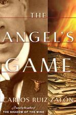 The Angel's Game, Carlos Ruiz Zafon, Good Condition, Book