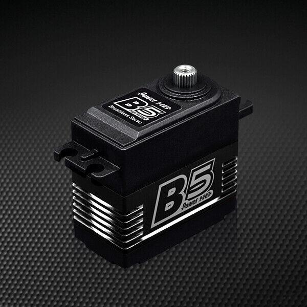 Nuevo poder HD B5 HV Bruce Lee Motor 277.7 Oz .066 TI Gear Servo Digital Envío Gratis en EE. UU.