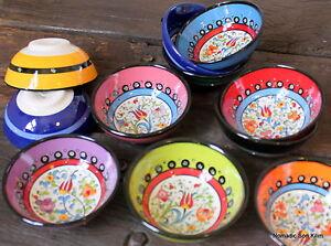 Colourful-Turkish-ceramic-bowls-12cm-handmade-hand-painted-Ottoman-designs