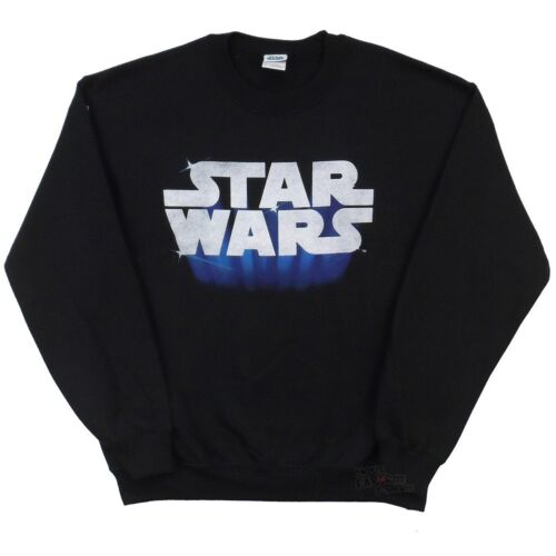 Star Wars Glowing Logo Crew Neck Fleece