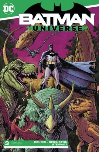 BATMAN UNIVERSE #3 DC Comics 2019 OF 6 Near Mint