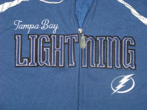 Tampa Nwt uomo Bay Lightning Reebok Xl Felpa da YqtwZ6gt